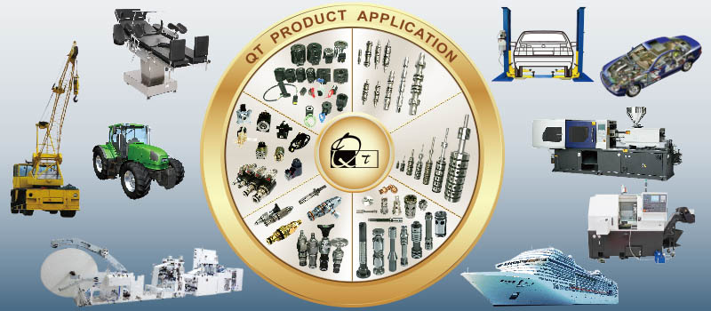 precision components application